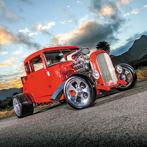 SP Rides: Vovo's Hot Rod